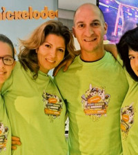The Gouws family wins a trip to LA for the Nickeoldeon Kids' Choice Awards