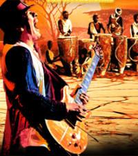Carlos Santana stuns JHB fans