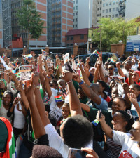 Pretoria says goodbye Madiba