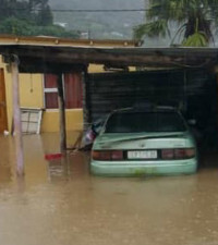 Families evacuated as flooding hits parts of SA after heavy rain