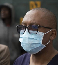 'The COVID-19 storm is here and Gauteng health system faces big pressure'
