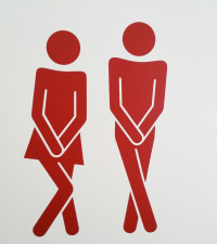 Gender-neutral bathrooms are coming! Would you use them?