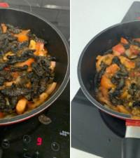 [PICS] Tito Mboweni's Step-by-Step recipe on how to make Masonja