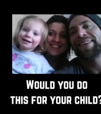 Would you do this for your child?
