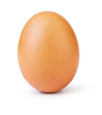 Eggcellent: Picture of an egg is now the most liked Instagram photo ever