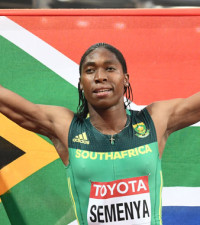 Caster to be SA flag bearer for Commonwealth Games