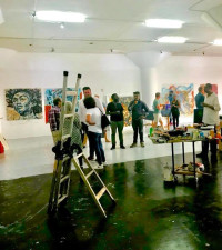 Let's visit August House - the playground of artists