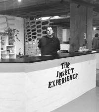 First insect-based restaurant in SA  just opened