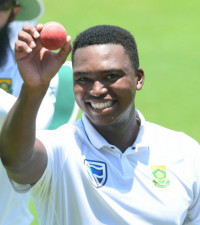 [Watch] Lungi Ngidi interview on the 947 Breakfast Club