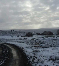 Temps plummet below zero as cold front hits the country
