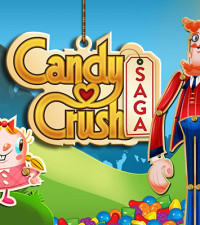 Callers go nuts for Candy Crush