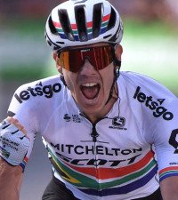 [LISTEN] Stage 9 Tour de France winner SA's Daryl Impey talks about his victory