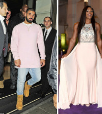 Serena Williams and Drake Tried to Run. But Hide..? Not A Chance!
