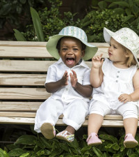 How to keep tiny tots cool and sun-safe this summer