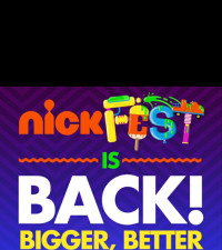 20 000 litres of slime expected at NickFest