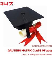 Gauteng Matrics top the class of 2014!