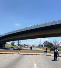 Update: M2 bridge repairs 'on track', will be completed by end October - JRA