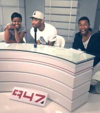 947 Crew: Rapping with Sizwe Dhlomo