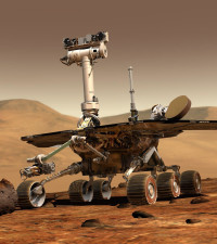 Mars exploration mission ends after rover disappears in dust storm
