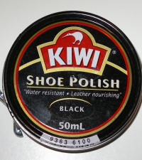 Kiwi shoe polish is South Africa's 2017 most iconic brand