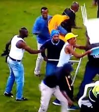 Understanding football 'hooligansim' in South Africa