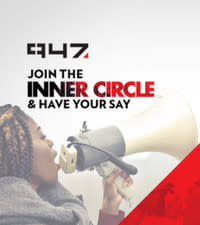 Join the 947 Inner Circle ( and you could also win amazing prizes)
