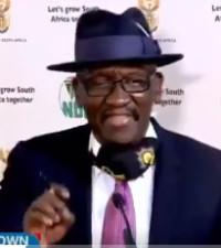 [VIDEO] Where did you get the cigarette? ZOL creator's new beat stars Bheki Cele