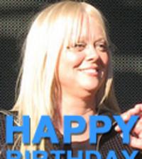 Happy Birthday Cindy Wilson!