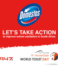 Support Anele's Crowdfunding initiative for #WorldToiletDay2018