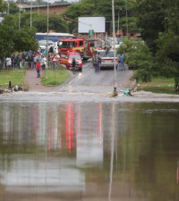 Centurion floods: Several rescued as wet weather persists