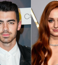 Joe Jonas and Sophie Turner (Sansa from Game of Thrones) are engaged!