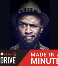 Made in a Minute - Tats Nkonzo