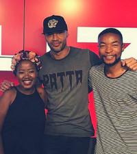 [WATCH] Zweli & Mantsoe interview 'Waves' hit maker Mr Probz
