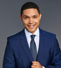 Trevor Noah celebrates unsung heroes for his birthday