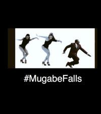 Robert Mugabe + Twitter = #MugabeFalls