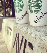 Starbucks Opens Its Doors In Joburg!