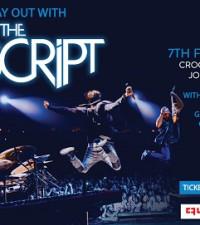 The Script set to rock Joburg