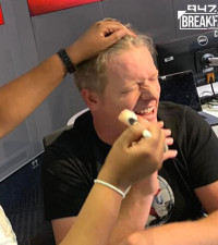 [WATCH] The 947 Breakfast Club give Frankie a makeover