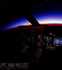 This pilot has the most incredible photos from his time above the clouds