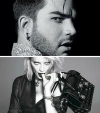 Madonna vs. Adam Lambert: Ghost Town