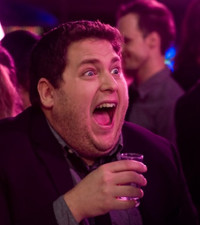 Jonah Hill?! We almost didn't recognise you!