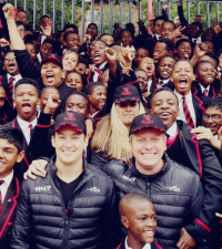 [WATCH] #947SchoolInvasion at Parktown Boys' High School