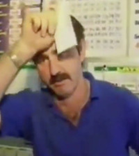 Video of man beating death, winning 250k lottery in 1998 goes viral again