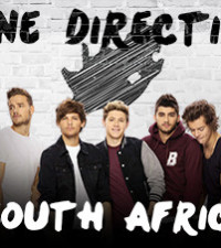 One Direction are Coming to Joburg