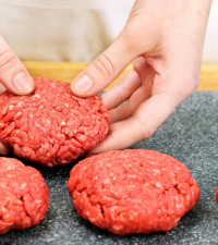Your favourite burger patty may be lean on beef