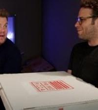 Mystery Pizza Box