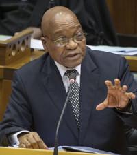 Zuma reshuffles Cabinet - AGAIN