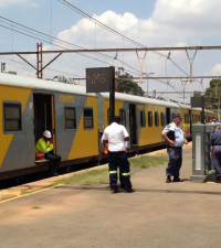 Metrorail's Lillian Mofokeng says no fatalities in yet another train accident