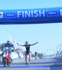Cyclists brought the heat as they tackled the 2018 Telkom 947 Cycle Challenge