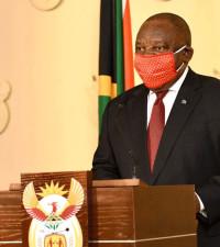 President Cyril Ramaphosa to address SA on Sunday evening